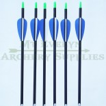 Arrows Carbon 6.mm 500 Spine Pin Nock