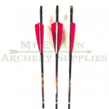 Arrows Easton 1916 Tribute Feathered