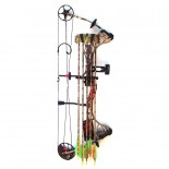 Compound Bow PSE Mini Burner Camo