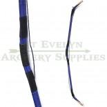 Horsebow Mongol Snakeskin Blue