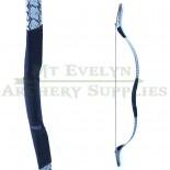 Horsebow Mongol Snakeskin White